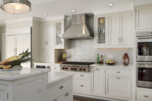 Black Chimney Style Range Hoods ~ All about chimney style hoods kitchn