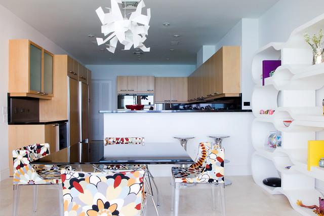 Contemporary Kitchen by Pepe Calderin Design- Modern Interior Design