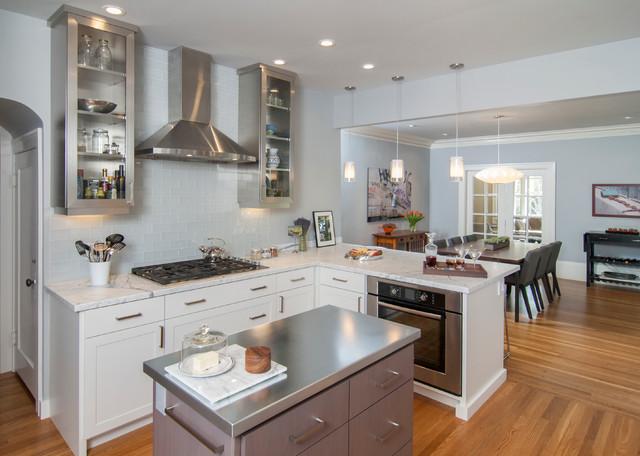 Crocker Highlands Kitchen Contemporary Kitchen San Francisco By Cillesa Interior Design