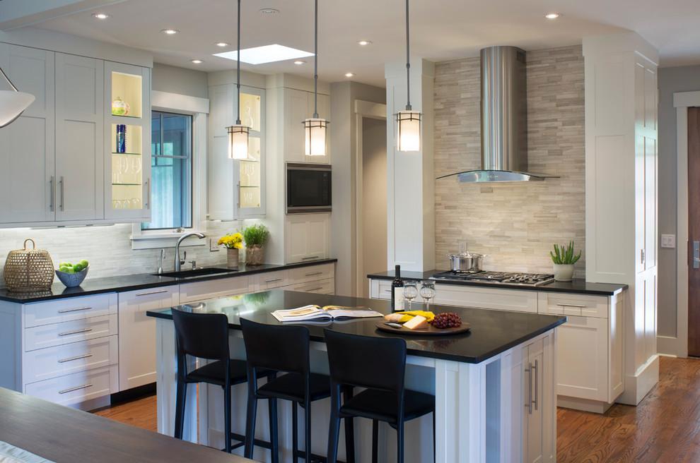 Crocket Ridge Residence Kitchen
