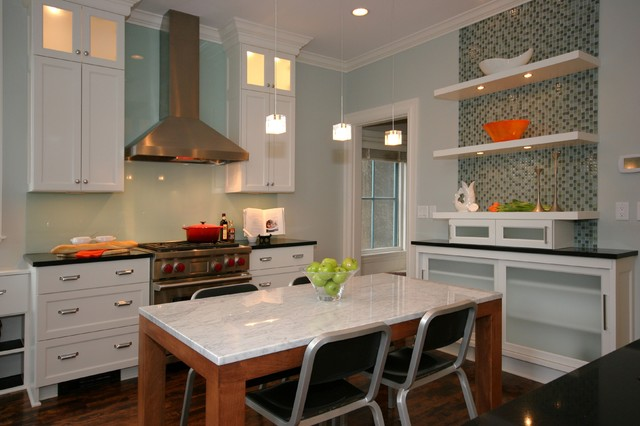 Crocus Hill Kitchen Eclectic Kitchen Minneapolis By Fiddlehead Design Group Llc