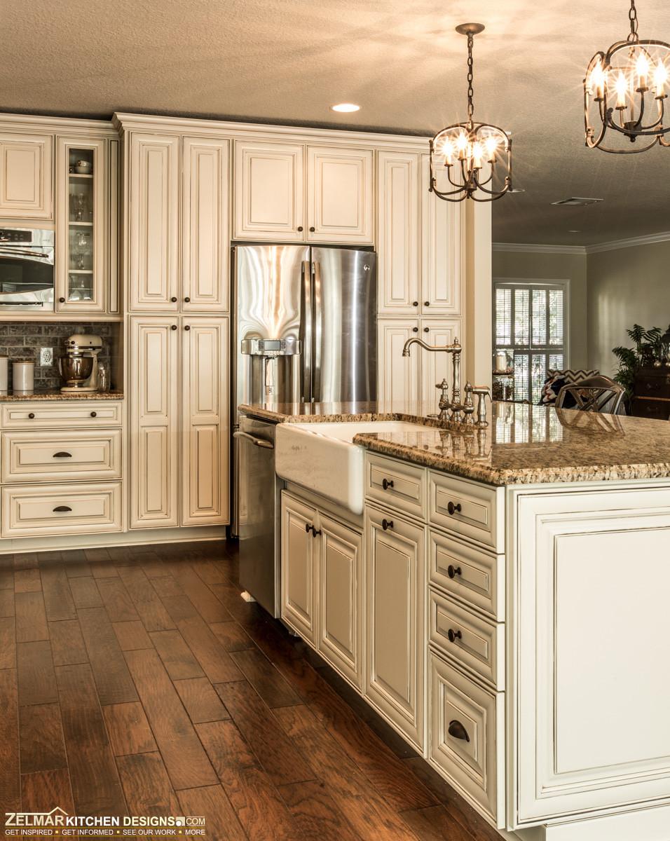 High-end Kitchen Remodel  Houzz