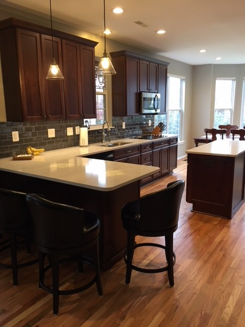 Crofton Md Kitchen Remodel Troys Court American Traditional Kitchen Baltimore By Kitchens And Baths By Cardigan Houzz