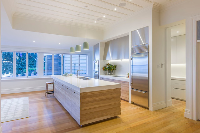 Cronin Kitchens Contemporary Kitchen