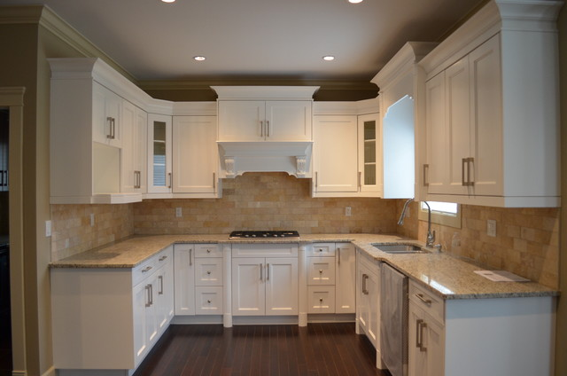 Cross Rivers construction traditional-kitchen