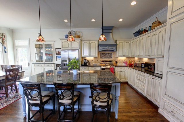 Crossbrook Residence Traditional Kitchen Atlanta By Locus Design Consulting
