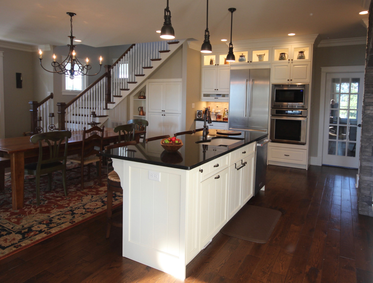 Crossroads Farm Custom Kitchen