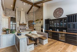 Crossroads Ranch Prescott Az Farmhouse Kitchen Phoenix By Board By Board Design