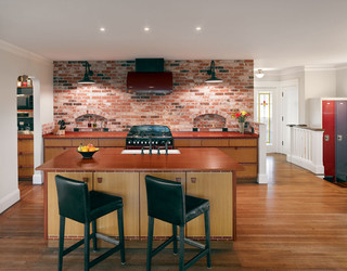 Crossway Residence traditional kitchen