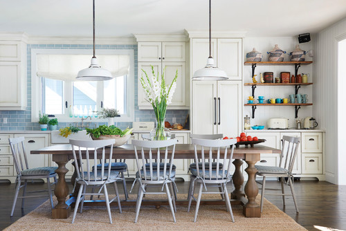 Country Kitchen Rustic Farmhouse Decorating Ideas – HomeCricket