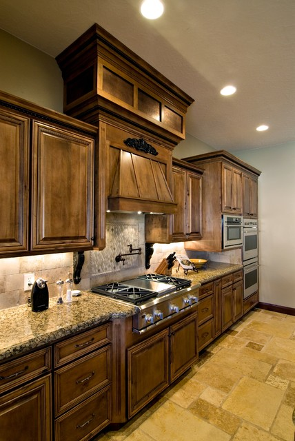 Crown Cabinets traditional-kitchen