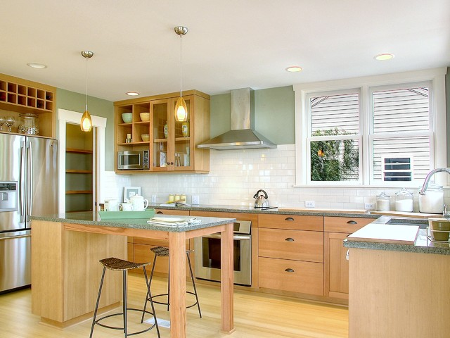 Crown Hill Remodel traditional-kitchen