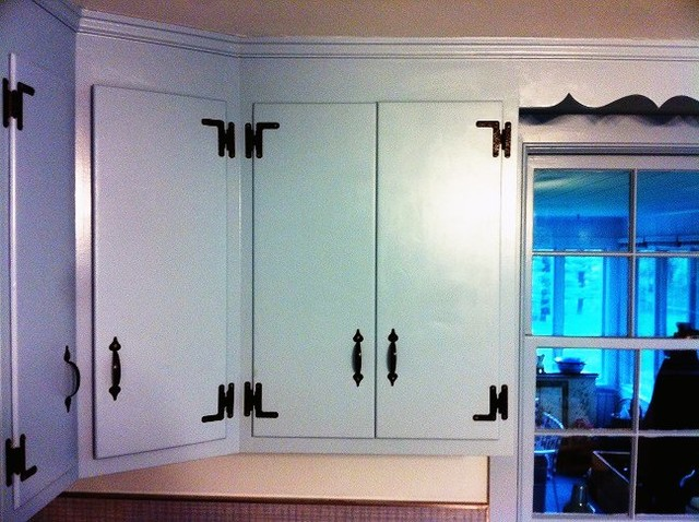 Crown Molding, Kitchen Cabinet Refinishing and Refacing ...