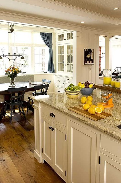 Crown Point Cabinetry traditional-kitchen