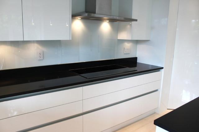 Crown Street modern-kitchen