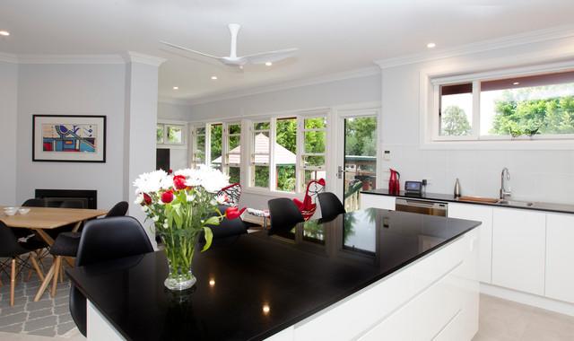 Croydon Home Renovation After Photos Contemporary