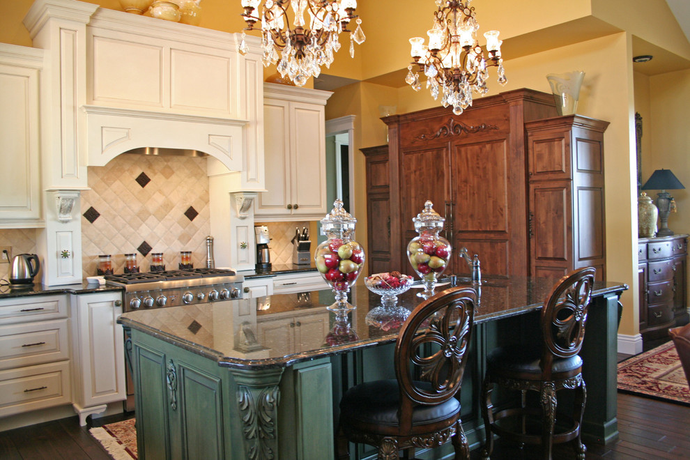Crystal Cabinet Works Halifax - Traditional - Kitchen ...