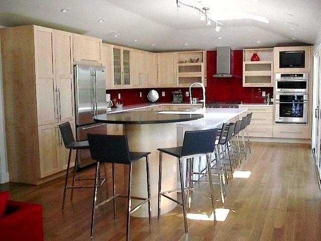 Crystal Camden contemporary-kitchen