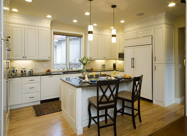 Crystal Country Classic traditional-kitchen