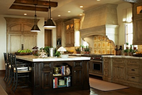 The new english kitchen kitchens for living for Traditional english kitchen design