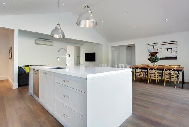 Cti kitchens modern kitchen sydney by live by the for Kitchen design 70115