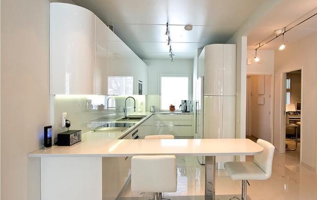 Cucina Aliante - Aliante kitchen - Moderno - Cucina - Napoli ...