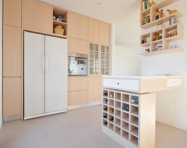 K_4 contemporaneo-cucina