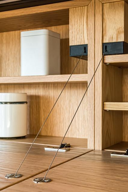 Cucine on stringer modern k che sonstige von for Houzz cucine
