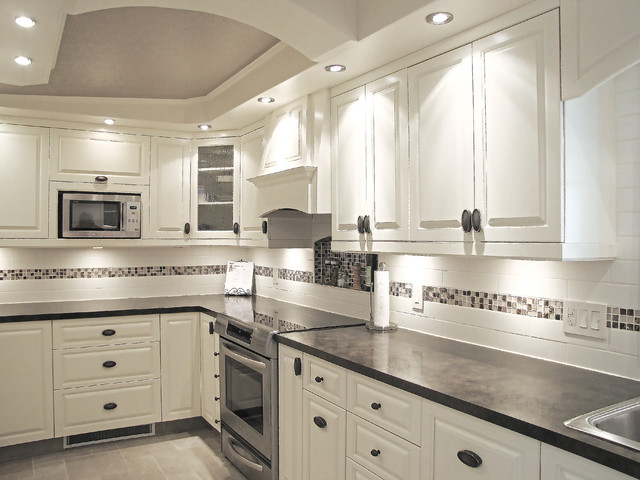 Transitionnelle d finition c 39 est quoi for Traditional kitchen meaning