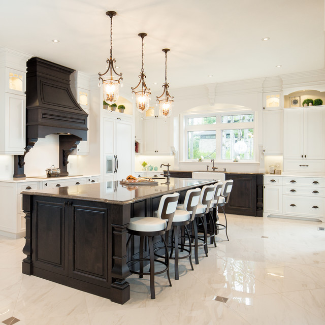 Cuisine Classique - Traditional - Kitchen - Other - by ...