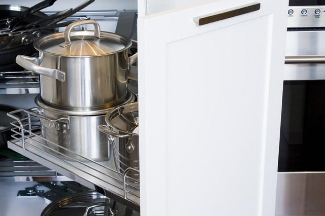Cuisine contemporaine - Armoire contemporaine design ...