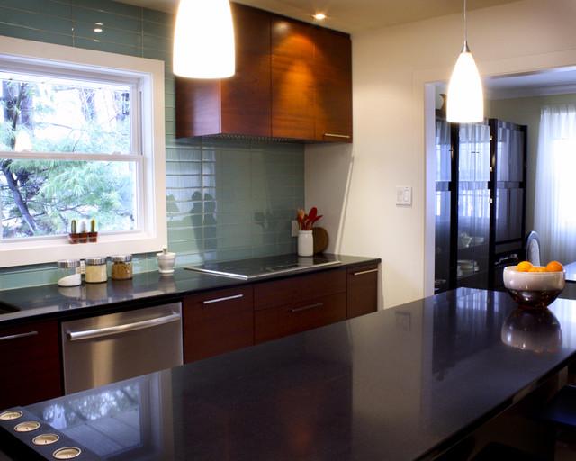 cuisine contemporaine contemporary-kitchen