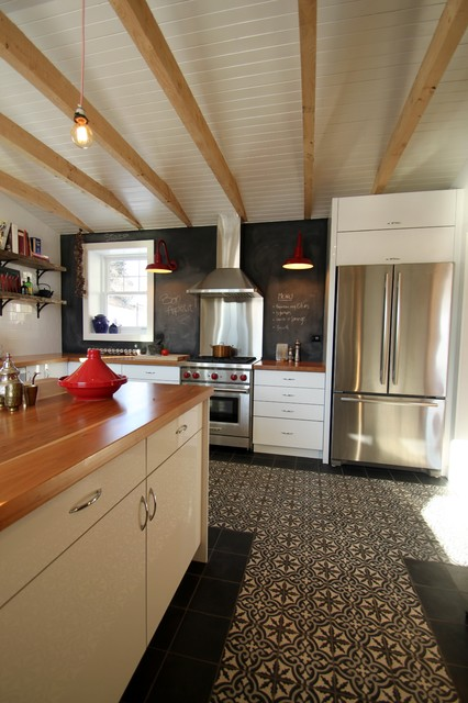 cuisine et salle de bain clectique cowansville