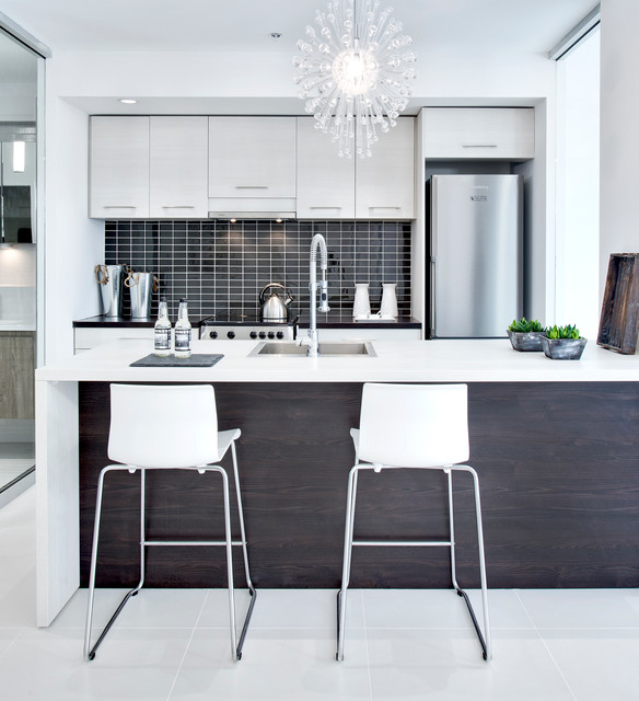Cuisine mobalpa contemporary kitchen