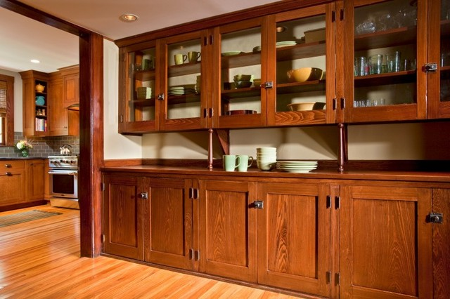 Culinary Craftsman Traditional Kitchen Other Metro By Teakwood