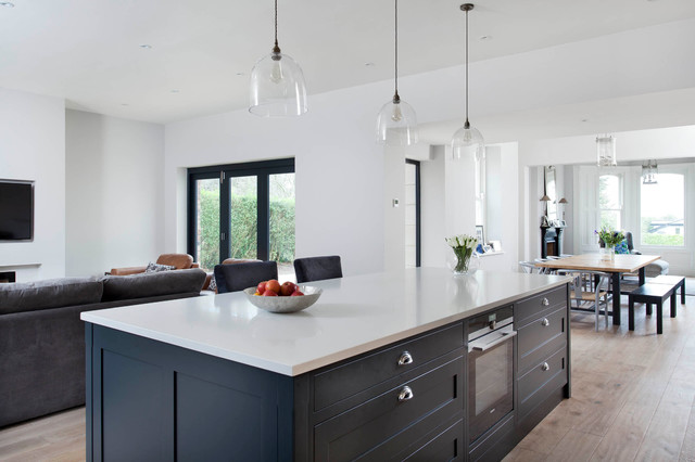 cultra country kitchen belfast by interior360