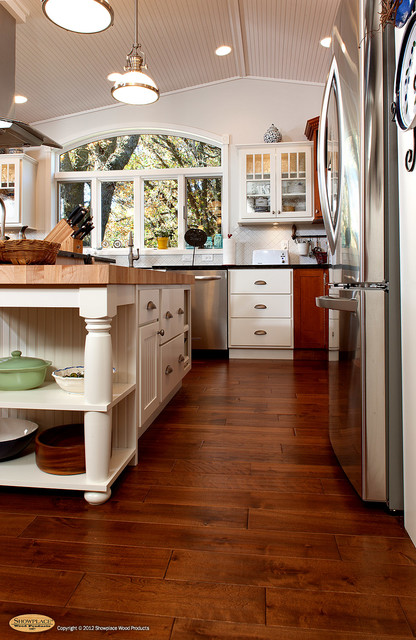 Culturally Inspiring traditional-kitchen