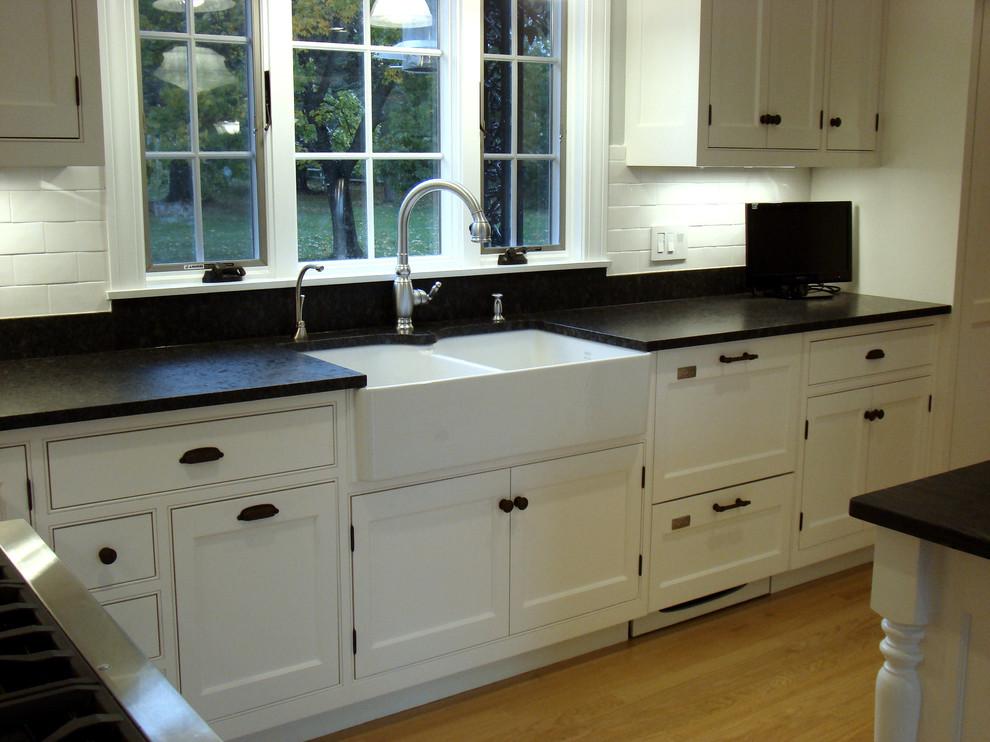 Cumberland Foreside Kitchen - Traditional - Kitchen ...