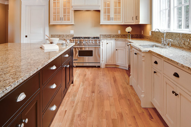 Cumberland traditional kitchen portland maine by maine coast kitchen design - Kitchen design portland maine ...