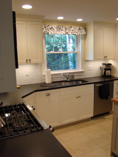 Cumberland maine kitchen contemporary kitchen portland maine by robin amorello ckd caps - Kitchen design portland maine ...