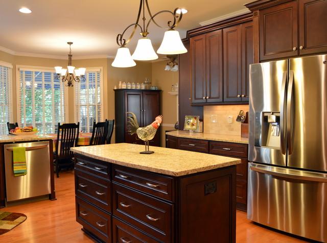 Cumming Ga Whole House Remodel Transitional Kitchen Atlanta By Johnny Rhino