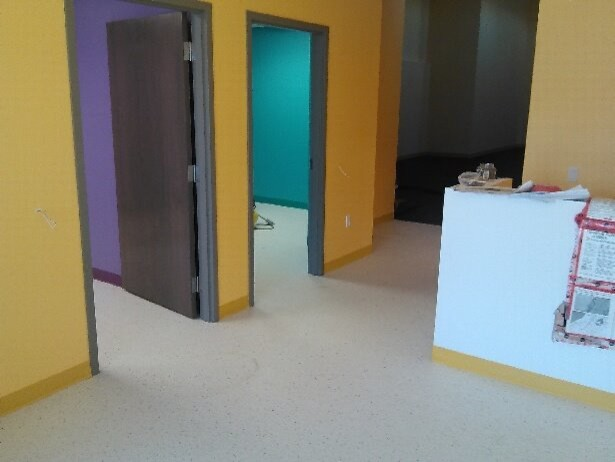 Cuneos Commercial Space Installs Modern Kitchen