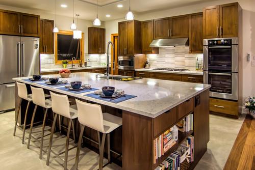 Cupertino Contemporary Ranch Remodel