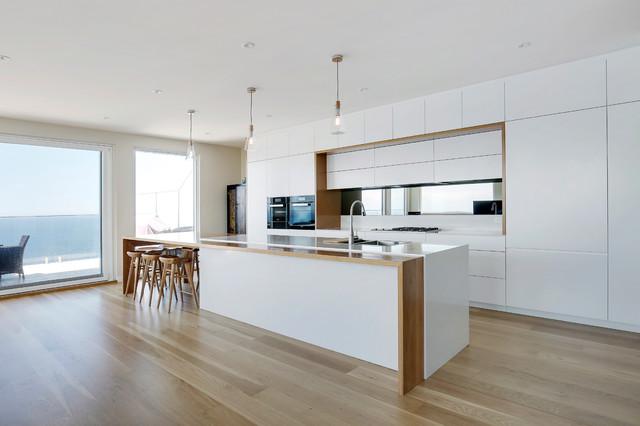 Curly New Build - Modern - Küche - Sydney - von JMR Building ...