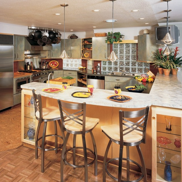 Kitchen Island Table Houzz: By Family Recreation Centre