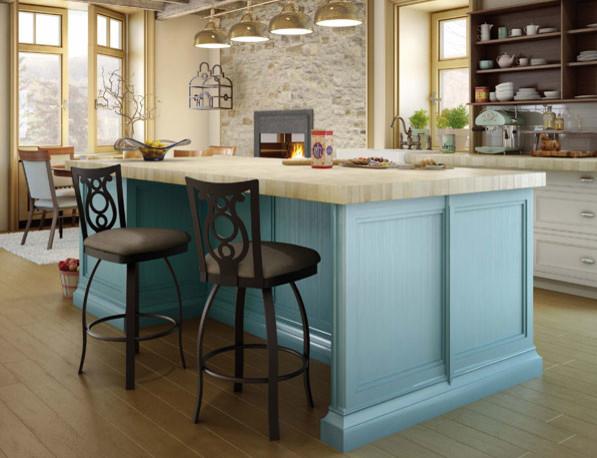 Current kitchen bar stools - Traditional kitchen bar stools ...