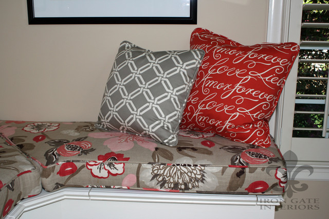 Cushions and Pillows traditional-kitchen