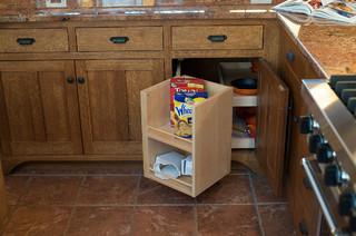 Custom Amish Cabinetry