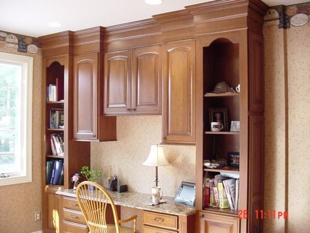 Custom Built Desks for Kitchens
