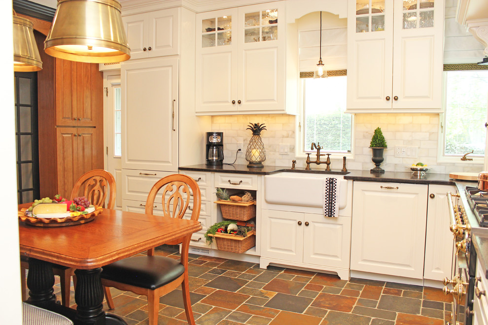Custom Cabinet Refacing, Maplewood, NJ - Traditional ...